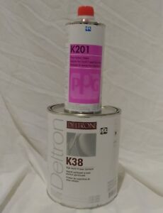 Import One Baton Rouge >> NEW PPG K38 HIGH BUILD Primer with K201 Catalyst | eBay