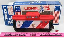 Lionel 6-7600 Spirit of '76 Caboose