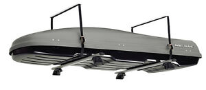 Roof Box Strap Lift Storage System Hanging Travel Touring