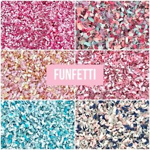 Pink-Blue-Biodegradable-Tissue-Paper-Throwing-Table-WEDDING-CONFETTI-Flutterfall