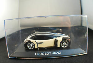 Kiosque-ixo-atlas-Peugeot-4002-1-43-Boxed-En-boite-neuf-MIB