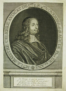Antoine-The-Maistre-Avocado-Jansenist-Th-J-Desrochers-amp-Phil-of-Champaigne-c1720