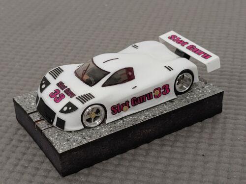 Viper Wizzard BRM SGRM Custom V1 HO Slot Car Like BSRT G3 R AFX Mega G