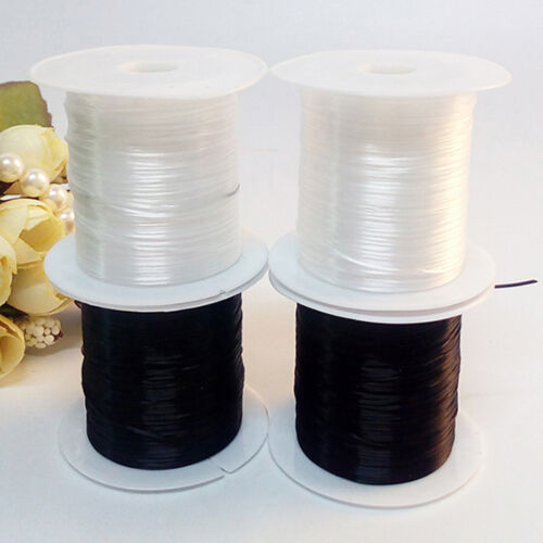 2XStrong Elastic Stretchy Beading Thread Cord Bracelet String For Jewelry Making
