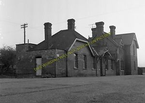 Aylsham-South-Railway-Station-Photo-Cawston-Buxton-Lamas-Reepham-to-Wroxham