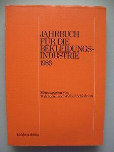 Jahrbuch-fuer-die-Bekleidungsindustrie-1996-Mode-Bekleidung-Schneiderei