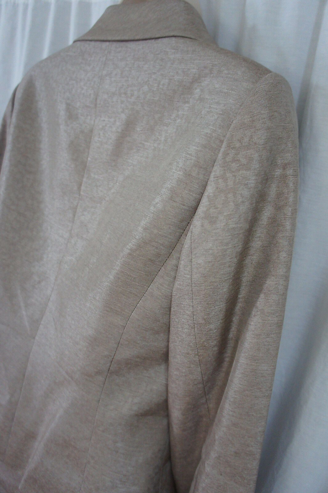 Le Suit Suit Suit Skirt Suit Sz 10 Champagne Wild Spirt Leopard Print Sheen Career Skirt 6f0b89