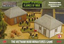 Flames of War - Battlefield in a Box: Vietnamese Huts  BB169