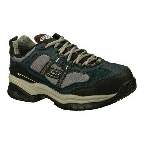 Skechers Mens Grinnel Low Top Lace up