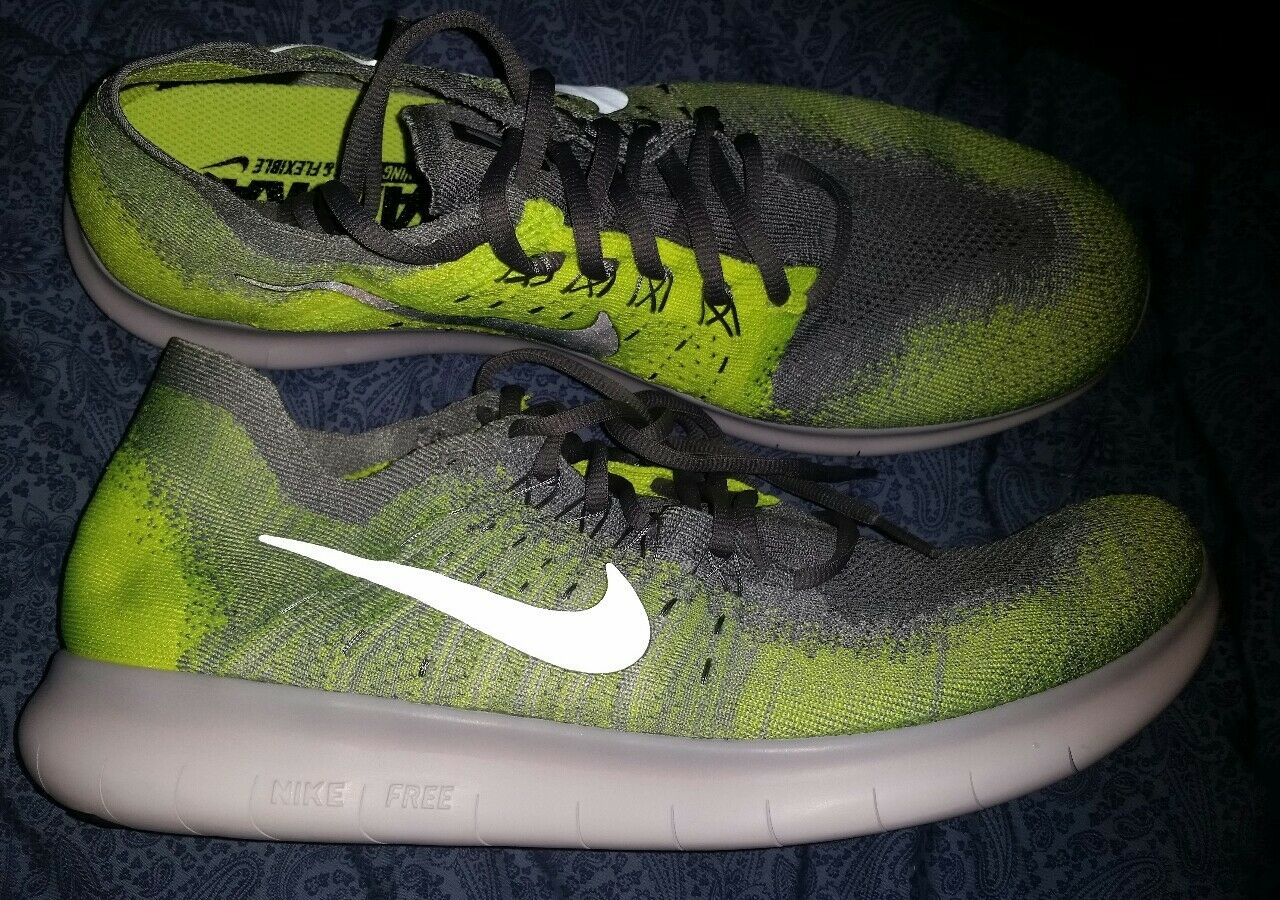 c641f6ef6d6a NIKE FREE RN FLYKNIT MEN SIZE 12 NEW NEW NEW W O BOX!!!! adc9d3 ...