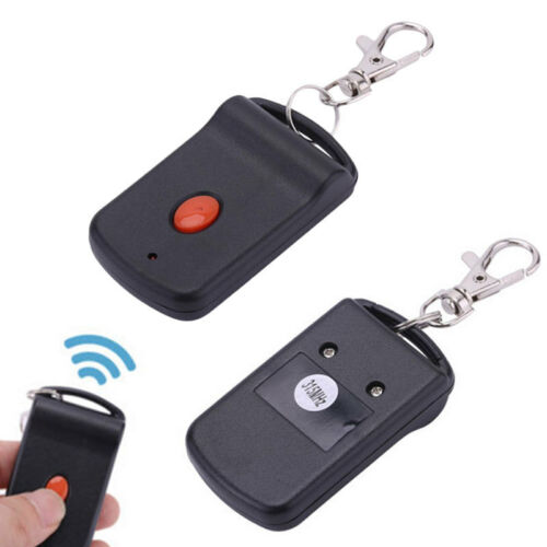 Universal Wireless Electric Gate Opener Garage Door Remote Control A Key 315MHz
