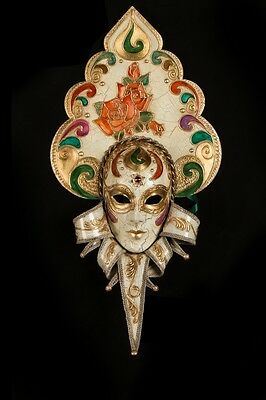 Venetian Mask Certosa Made In Venice, Italy!