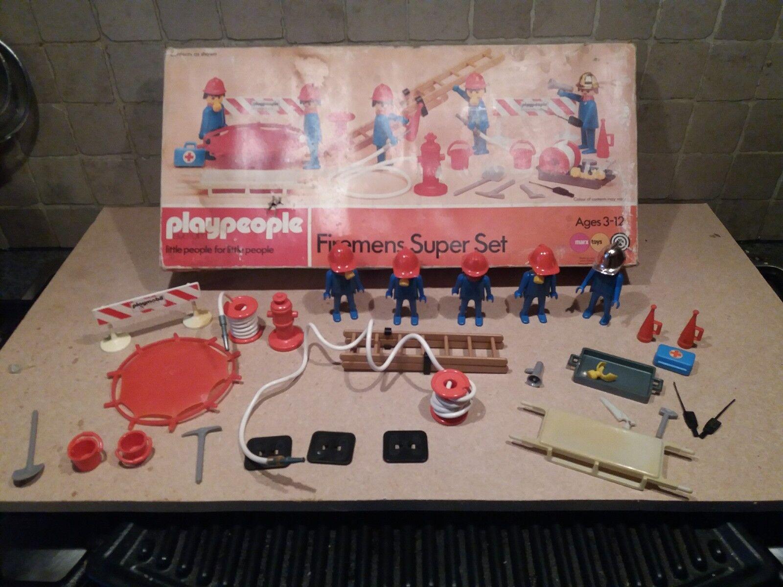 Playmobil Jahr   PLAYmenschen 1750