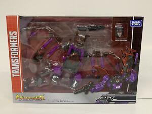 Takara Transformers Legends LG-34 Headmaster Mindwipe MISB