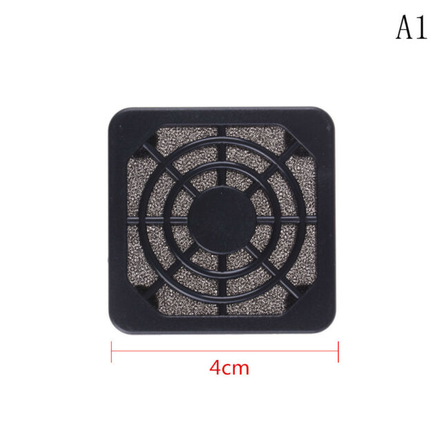 Dustproof 40mm Mesh Case Cooler Fan Dust Filter Cover Grill for PC Computer SE