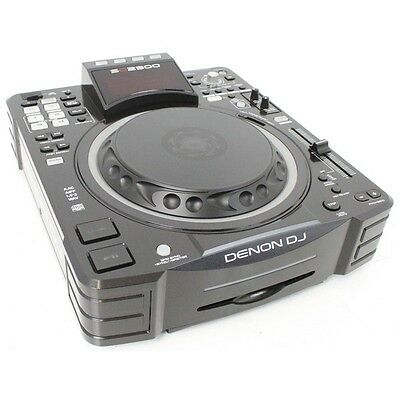 Denon SC2900 Digital DJ Desktop CD MP3 USB MIDI Controller and Media Player