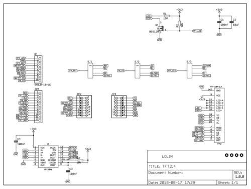 Dernière Genuine wemos LOLIN D32 ESP32 ESP8266 Lolin D1 Mini Pro V2 /& I2C boucliers