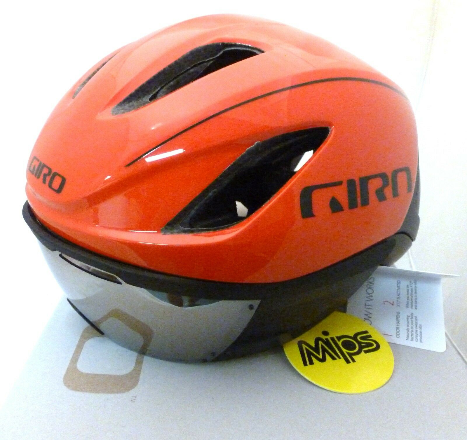 Giro Vanquish MIPS Bright  Red Medium  the newest brands outlet online