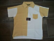 Orig. NAPAPIJRI - sportl. Shirt im Polostil mit EXTRAS für 12 Jahre/ 152 neuw.