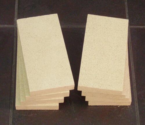 Fire Bricks to fit Dovre 500 Stove Fire Bricks Pack of 8 Vermiculite Fire Bricks