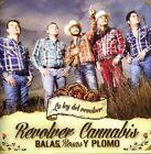 Balas Rosas Y PLOMO 0040232083365 by Revolver Cannabis CD