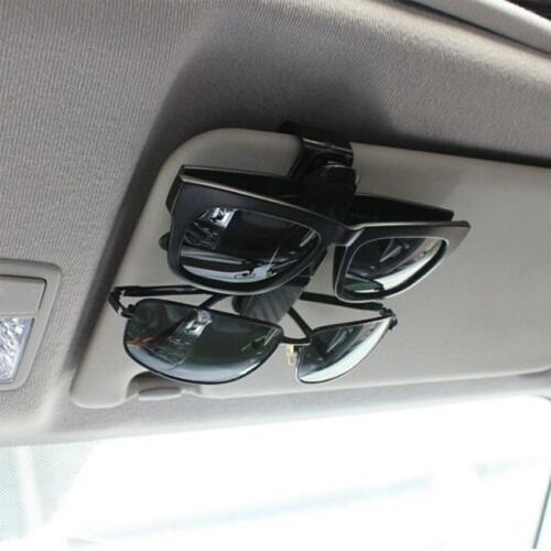 Car Accessory Vehicle Eye Glasses Sunglasses Sun Visor Card Pen Holder Clip 8C