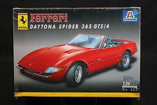 XW096 ITALERI 1/24 maquette voiture 665 Ferrari Daytona Spider 365 GTS/4 Ptitoys