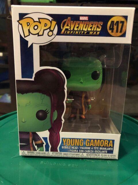 Funko Pop Marvel Avengers Infinity War Bucky Barnes Bobble-Head Item #35775