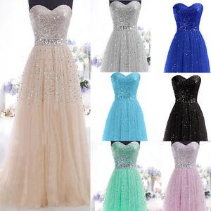 Formal-Sleeveless-Long-Evening-Party-Dress-Bridesmaid-Dresses-Stock-Size-6-20