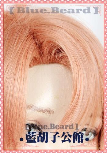 Free CAP IDOLiSH7 Mitsuki Izumi Short Orange Anime Costume Cosplay Wig