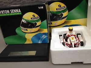 118 scale Ayrton Senna  Go Kart ParisBercy 1993 Rare - Bolton, United Kingdom - 118 scale Ayrton Senna  Go Kart ParisBercy 1993 Rare - Bolton, United Kingdom