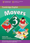 Cambridge Young Learners English Tests Movers 3 Student's Book: Examination Papers from the University of Cambridge ESOL Examinations by Cambridge ESOL (Paperback, 2007)