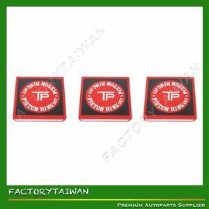 TP Piston Ring Oversize 81mm (+0.50mm) for ISUZU 3KR1 x3 CYL (8-94421-650-0)