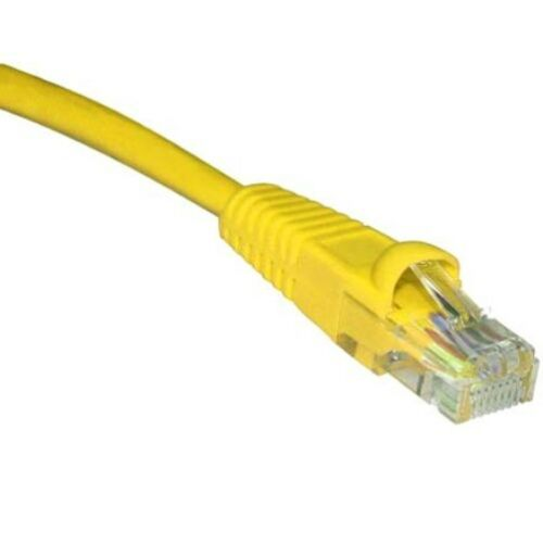 Yellow 25ft Cat5e Patch Cable