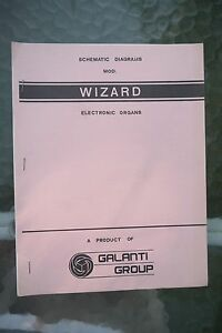 image is loading galanti-group-wizard-electronic-organ-schematic-diagram