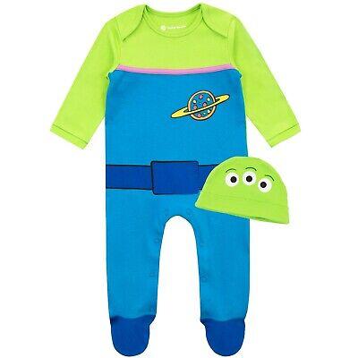 New Baby boys Disney Pixar Cars sleepsuit  babygrow