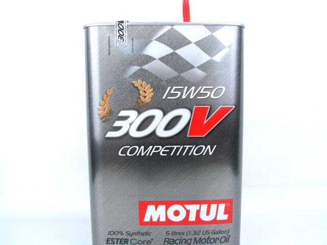 b0b628e2f35adc L Huile de Moteur 15W50 5Liter Motul 300V Concurrence Huile 15W-50 Sports