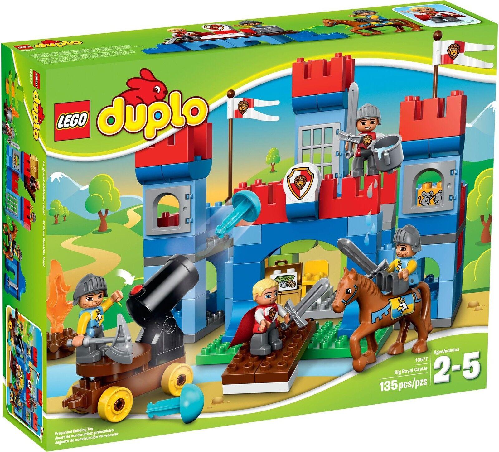 LEGO Duplo - 10577 Große Schlossburg - Neu Neu Neu & OVP 8065d0