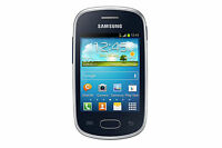 Samsung  Galaxy Star GT-S5280 - 4GB - Schwarz (Ohne Simlock) Smartphone