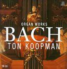 J.S. Bach: Complete Organ Works (CD, Mar-2009, Warner Classics (USA))