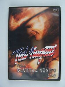Ted Nugent - Full Bluntal Nugity Live DVD