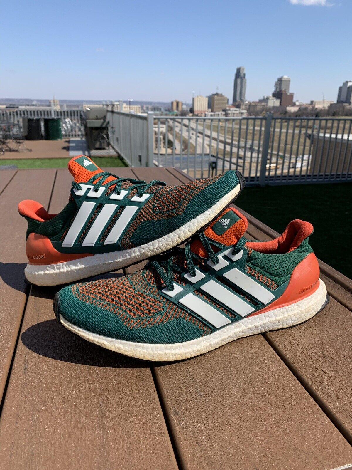 Adidas Ultra Boost 1.0 Miami Sample Size 15