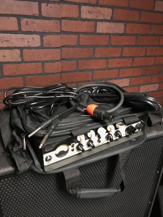 ASHDOWN Rootmaster MAG420 Bass Amp Head plus FREE Bonus Pack