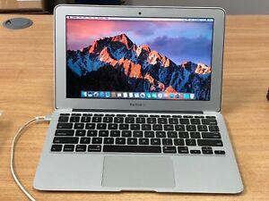 "Apple MacBook Air A1466 13.3"" 1.6Ghz 8 Go RAM 128SSD (mars 2015) Prix De Vente"