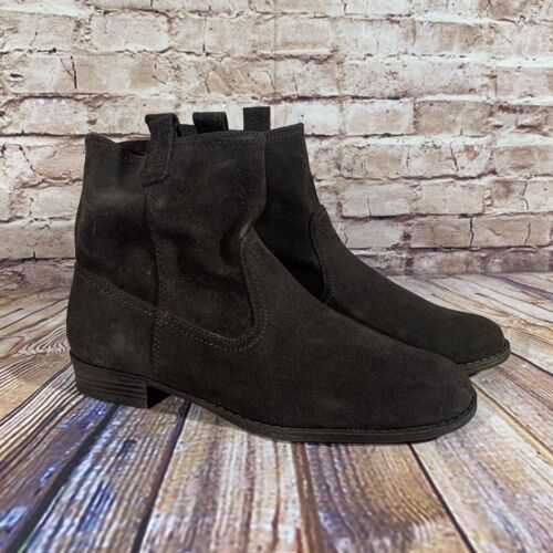 Dockers Ankle Boot DKCayennek Leather Shoes Womens