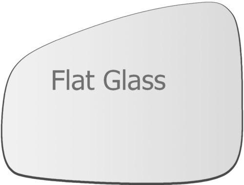 Wing Mirror Glass For Renault Latitude 2010-2017 Left Passenger Side