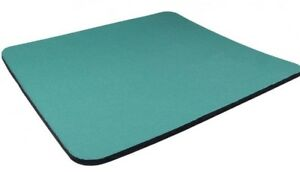GREEN-Quality-Mouse-Mat-Pad-Foam-Backed-Fabric-5mm-3-for-the-price-of-2