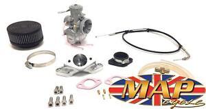 Details about Norton Commando 750/850 Single Mikuni VM34 34mm Carburetor  Kit MAP0380