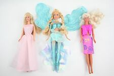 Barbie Fairytopia Joybelle Wing Lashes & Vintage Barbie Lot of 3