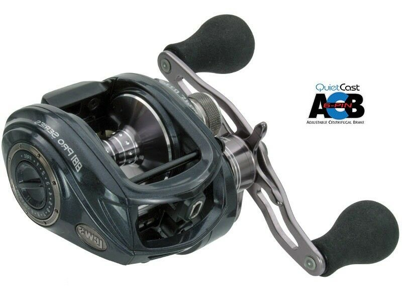 Lew's PRS1SHZL BB1 Pro Speed Spool -  Left Hand, 7.1 1 Retrieve Reel  happy shopping